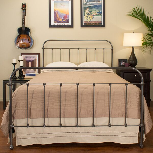 Glenbrook Standard Bed by Benicia Foundry and Iron Works