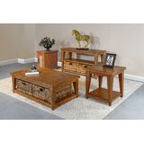 Alameda 4 Piece Coffee Table Set by Rosalind Wheeler