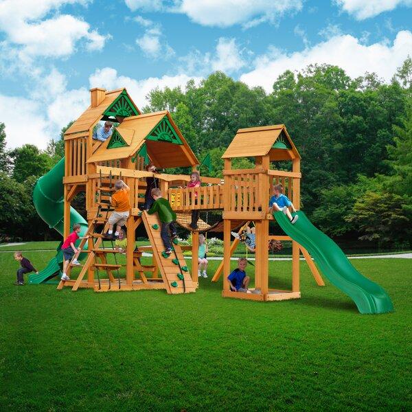 Treasure Trove Swing Set by Gorilla Playsets