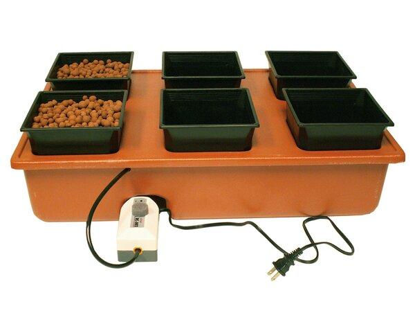 Emilys Hydroponic Garden System by Hydrofarm