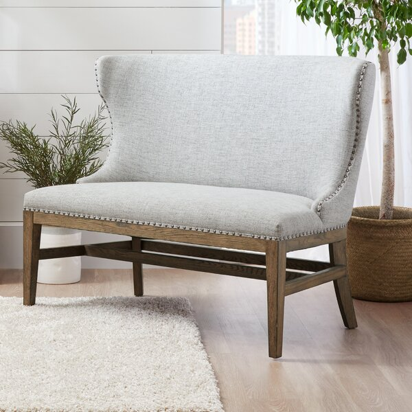 Robledo Upholstered Bench by Gracie Oaks Gracie Oaks