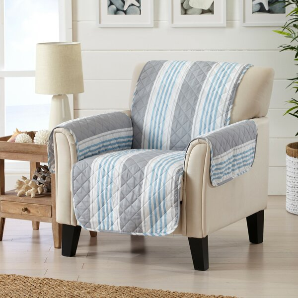 Box Cushion Armchair Slipcover By Charlton Home