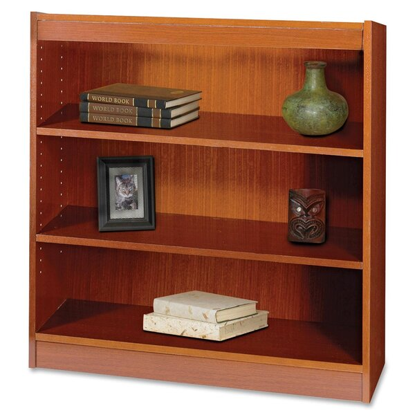Square Edge Standard Bookcase by Safco Products Company