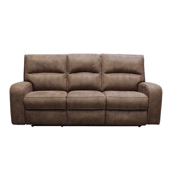 Antonio Reclining Sofa By Winston Porter