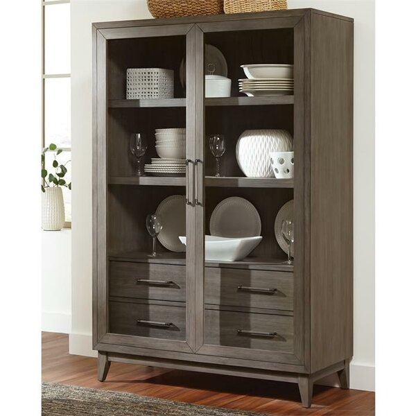 Workman China Cabinet by Gracie Oaks
