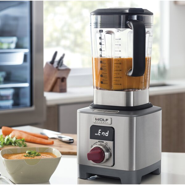 High-Performance Blender by Wolf Gourmet