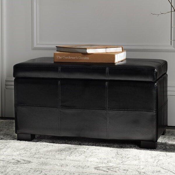 Maiden Upholstered Flip Top Storage Bench By Red Barrel Studio