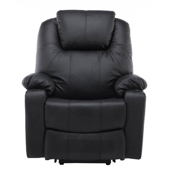 Marvelous Extra Wide Seat Recliner Wayfair Cjindustries Chair Design For Home Cjindustriesco