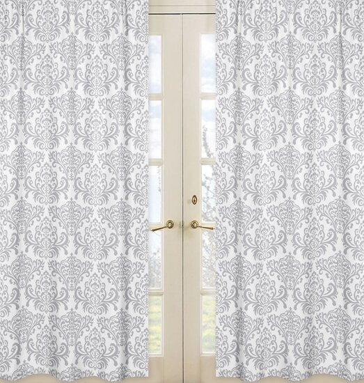 Elizabeth Curtain Panels (Set of 2) by Sweet Jojo Designs