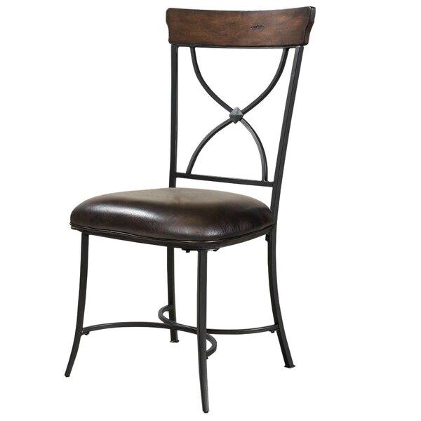 Royalton X-Back Side Chair (Set of 2) by Red Barrel Studio