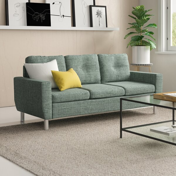 Best #1 Framingham Mid Century Sofa By Zipcode Design Best Choices