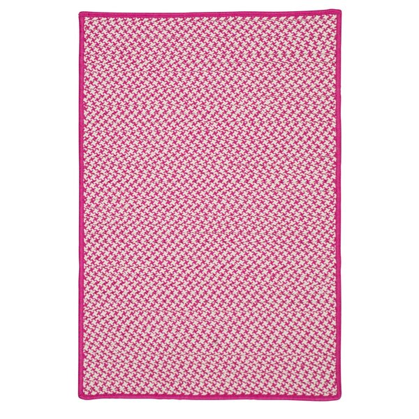 Greenbrier Valley Hand-Woven Pink Indoor/Outdoor Area Rug by Alcott Hill