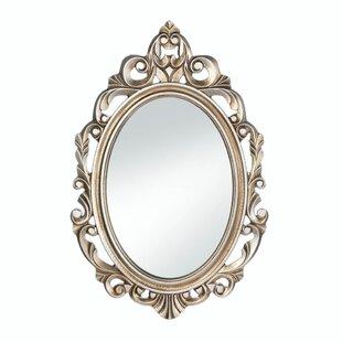 Astoria Grand Gerstle Royal Crown Wall Mirror