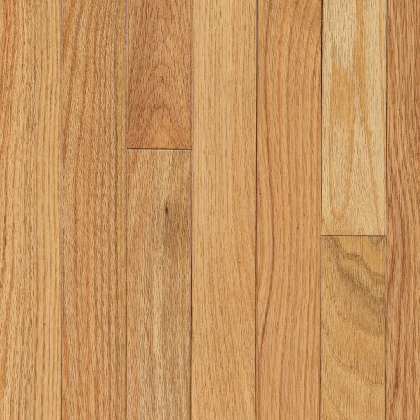Dundee 2-1/4 Solid Red Oak Hardwood Flooring in Natural by Bruce Flooring