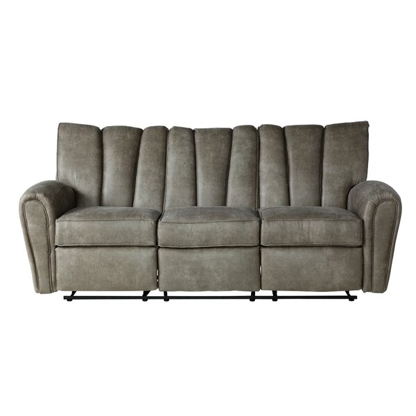 Goodland Reclining Sofa by Williston Forge