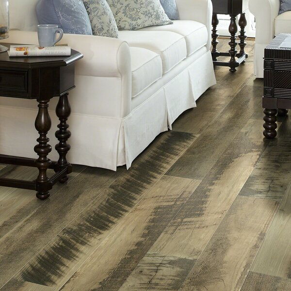 Milford Bay 5.43 x 47.72 Laminate Flooring in Ferron by Shaw Floors