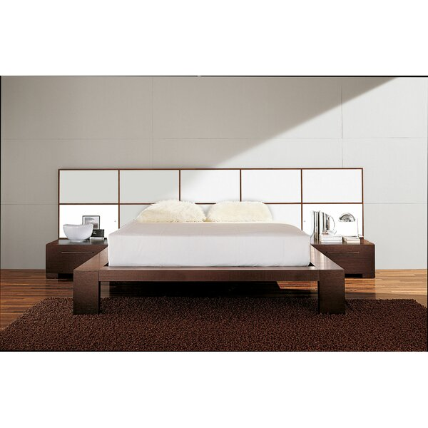 Soho Platform Bed by YumanMod