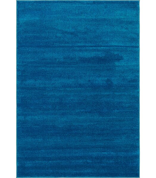 Christi Turquoise Area Rug by Orren Ellis
