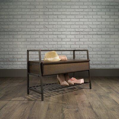 Ermont Wood Storage Bench