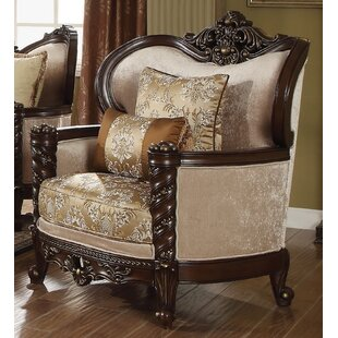 Frederick Wingback Chair