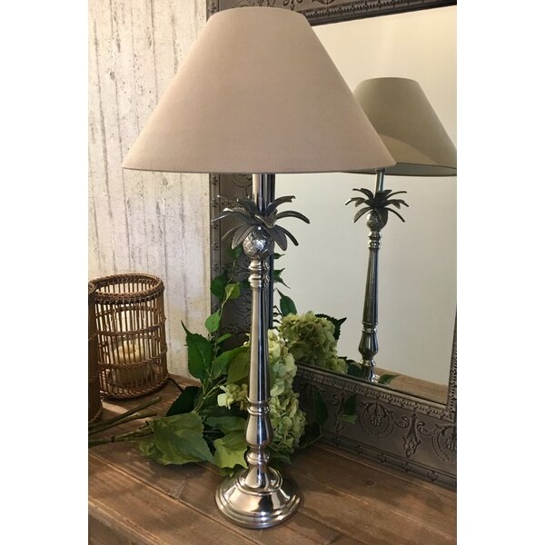 Mifflin Pineapple 31 Buffet Lamp (Set of 2) by Bay Isle Home