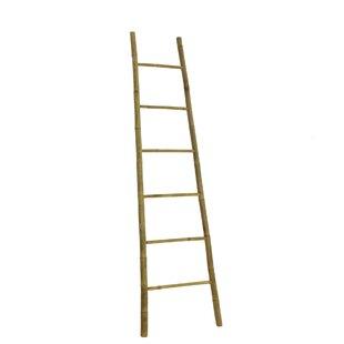 Bamboo Bath Towel 8 Ft Blanket Ladder