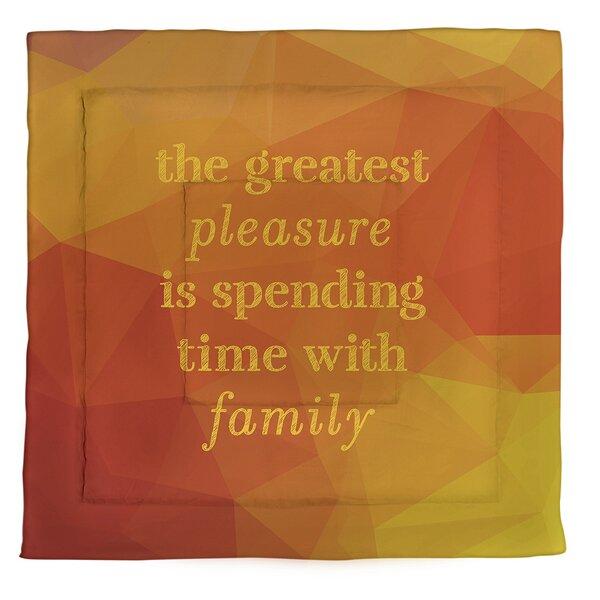 Love & Family Single ReversibleComforter