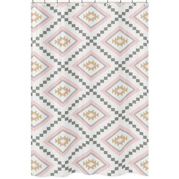 Aztec Shower Curtain by Sweet Jojo Designs