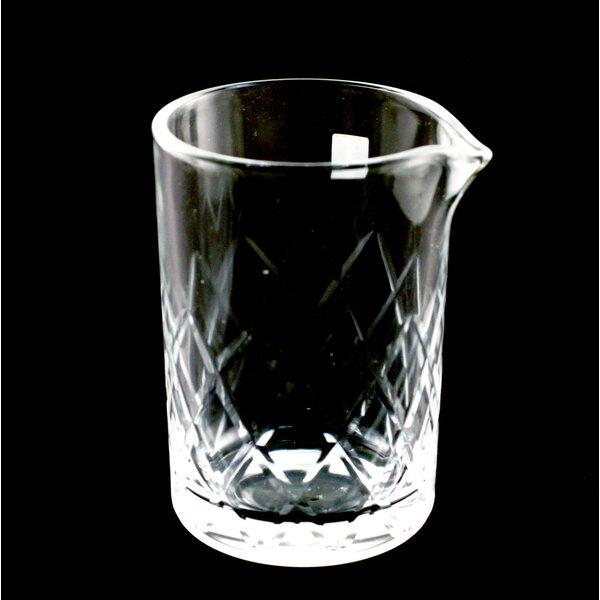 Diamond Cut Mixing 14.2 Oz. Water Glass by MTC Kitchen