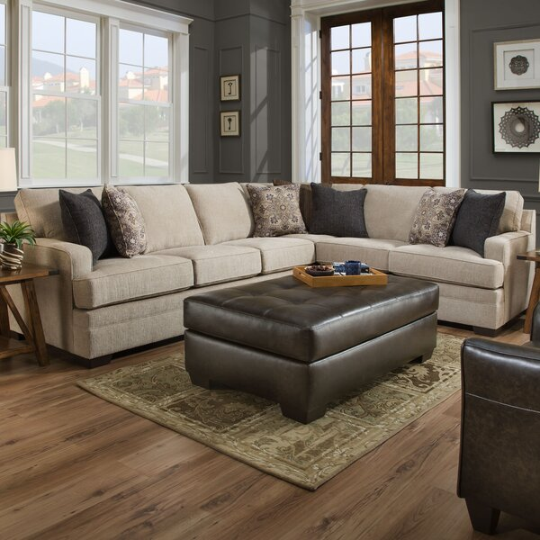 Malia Right Hand Facing Sectional by Trent Austin Design