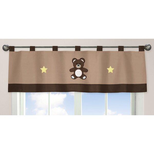 Teddy Bear 84 Curtain Valance by Sweet Jojo Designs