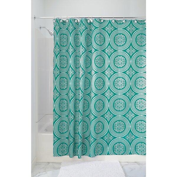 Medallion Shower Curtain by InterDesign