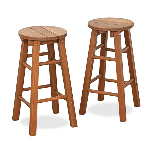 Arianna 24 Bar Stool (Set of 2) by Langley Street
