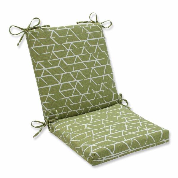 Elinor Kengo Artichoke Indoor/Outdoor Dining Chair Cushion