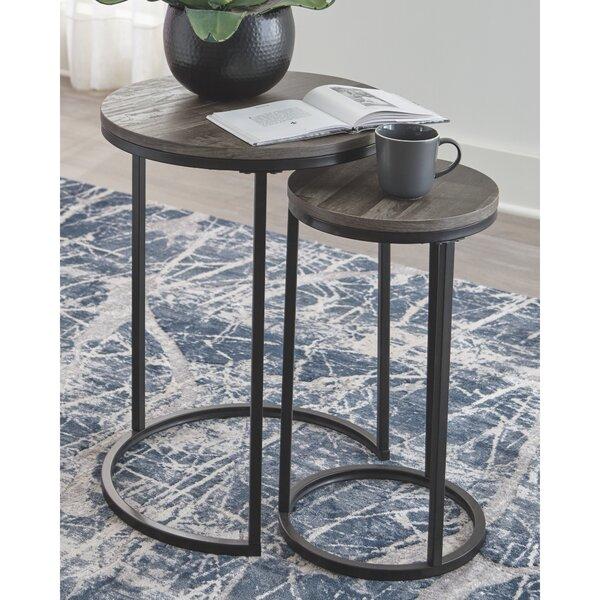 Swift 2 Piece Nesting Tables By Gracie Oaks