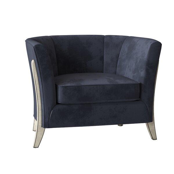Laurel Canyon Barrel Chair by Lexington