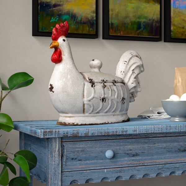Decorative Jar by Laurel Foundry Modern Farmhouse