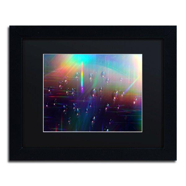 Rainbow Logistics V by Beata Czyzowska Young Framed Photographic Print by Trademark Fine Art