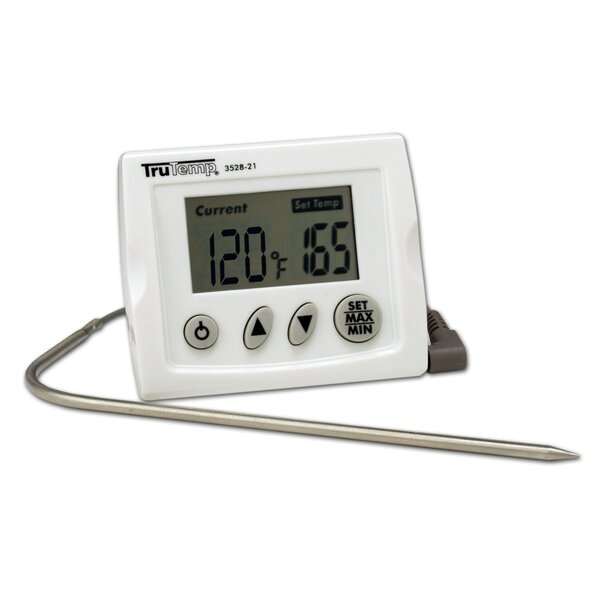 TruTemp Digital Cooking Thermometer (Set of 6) by Taylor