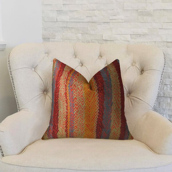 Earth Double Sided Throw Pillow by Plutus Brands
