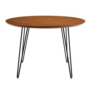 Shop for Chrisman Hairpin Dining Table By Wrought Studio