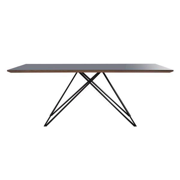 Evelin Mid-Century Dining Table by Orren Ellis