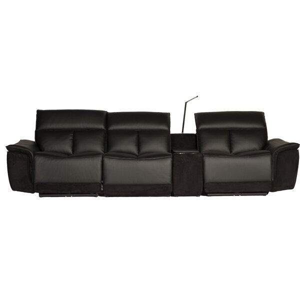 Chisdock Reclining Sofa by Orren Ellis