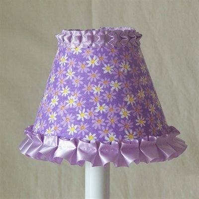 Lilac Lover Night Light by Silly Bear Lighting