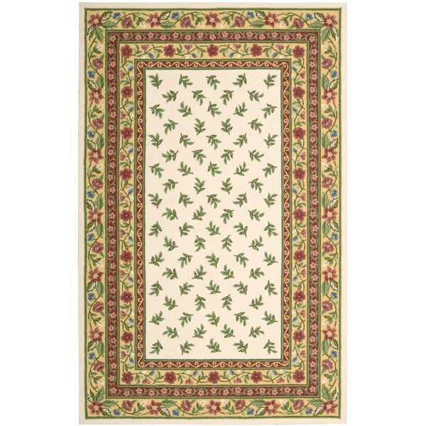 Kendall Ivory Rug by August Grove