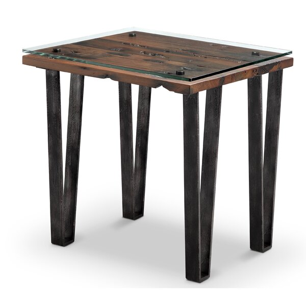 Chairez End Table by 17 Stories