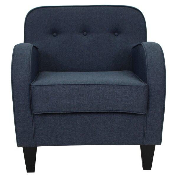 Bridgette Armchair by Ebern Designs