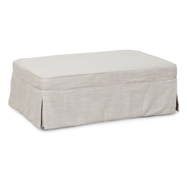 Storage Ottoman by Sunset Trading