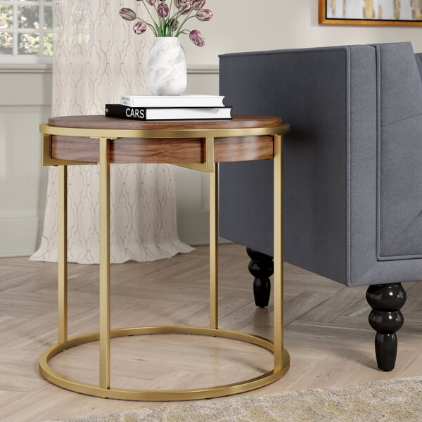 Enzo End Table by Mercer41