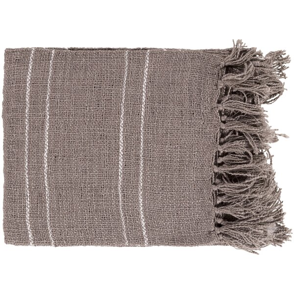 Ellenton Throw Blanket by Eider & Ivory